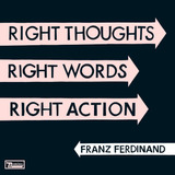 Franz Ferdinand Right Thoughts Right [cd Original Lacrado]